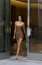 Kendall Jenner At Tiffany & Co in Beverly Hills
