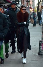 Kendall Jenner Out for lunch in NYC