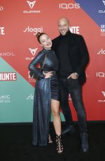 Kim Gloss At Bunte New Faces Awards Style in Berlin
