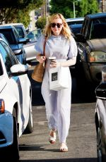 Kirsten Dunst Outside Joan