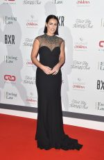 Kirsty Gallacher At Float Like A Butterfly Ball, Grosvenor House Hotel, London