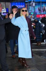 Kristen Bell At Good Morning America in NYC