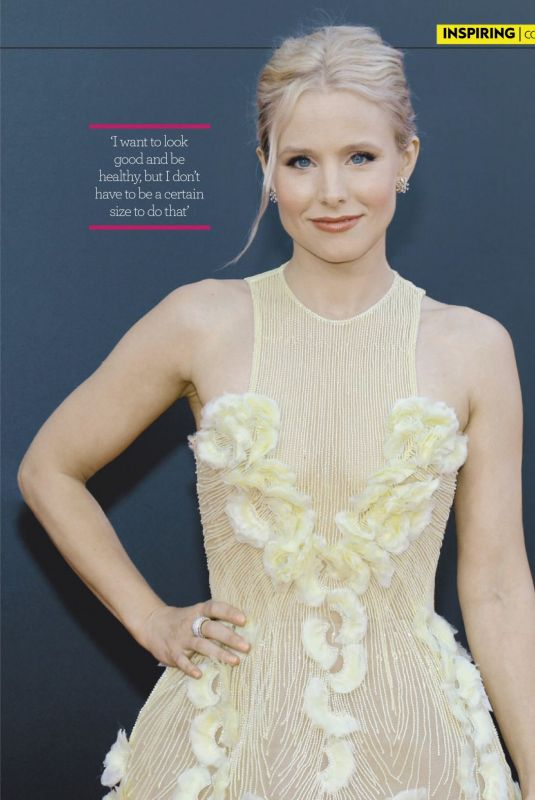 Kristen Bell - Essentials Magazine South Africa, December 2019
