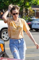 Kristen Stewart Out in Los Feliz