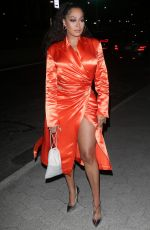 La La Anthony At CFDA Vogue Fashion Fund Awards, New York