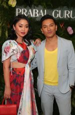 Lana Condor At Prabal Gurung Dinner, Inside, Sunset Tower Hotel, Los Angeles