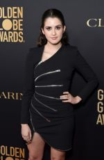 Laura Marano At HFPA And THR Golden Globe ambassador party in West Hollywood