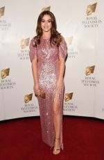 Lauren McQueen At the RTS Awards in Manchester