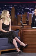Lili Reinhart At The Tonight show with Jimmy Fallon