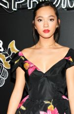 Lily Chee At Pencils of Promise Gala at Cipriani Wall Street, New York