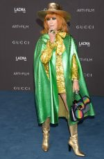 Linda Ramone At LACMA Art and Film Gala, Arrivals, Los Angeles