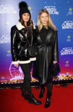 Lottie Moss At The launch of Hyde Park Winter Wonderland