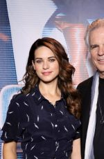 Lyndsy Fonseca At Premiere of Agent Emerson at iPic Theater in LA