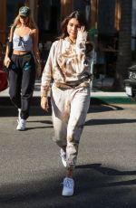 Madison Beer Out for lunch at Croft Alley in Beverly Hills