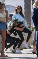 Madison Beer Out for lunch in LA