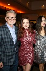 Madison Davenport At Hulu LA Press Party 2019 at Spago in Beverly Hills
