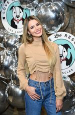 Madison Reed At Love Leo Rescue Cocktails for a Cause in Los Angeles