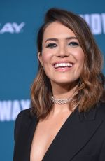 Mandy Moore At Premiere of Lionsgate