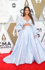 Maren Morris At 53rd annual CMA Awards at the Music City Center in Nashville