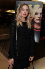 Margot Robbie At Bombshell Special Tastemaker Screening in LA