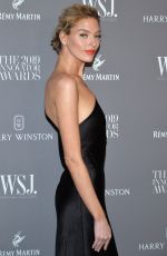 Martha Hunt Attends the WSJ Magazine 2019 Innovator Awards at The Museum of Modern Art in New York