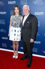 Maya Hawke At Newport Beach Film Festival Fall Honors & Variety