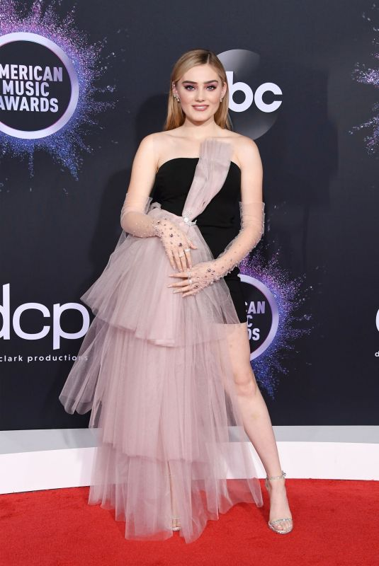 Meg Donnelly At 2019 American Music Awards in LA