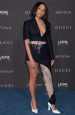Melina Matsoukas At LACMA Art and Film Gala, Arrivals, Los Angeles