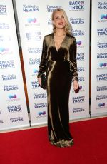 Melinda Messenger Attends Dancing with Heroes at Hilton Hotel Park Lane in London
