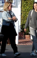 Michelle Rodriguez Out in West Hollywood