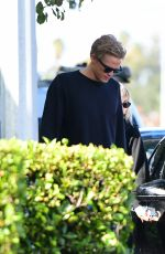 Miley Cyrus and Cody Simpson head out for lunch together the day after Thanksgiving in Los Angeles