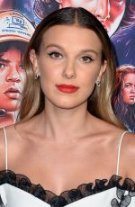 Millie Bobby Brown At Photocall for Netflix