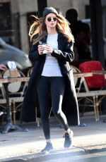 Millie Mackintosh Out in London
