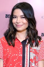 Miranda Cosgrove At 2019 Teen Vogue Summit atGoya Studios in Hollywood