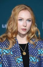 Molly Quinn At Premiere of Lionsgate