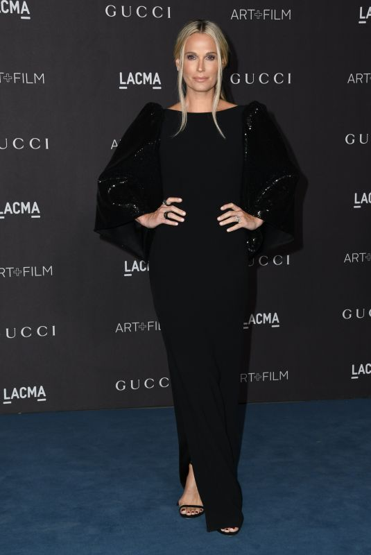 Molly Sims At LACMA Art and Film Gala, Arrivals, Los Angeles