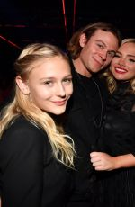 """Natalie Alyn Lind At """"Tell Me a Story"""" Season 2 Nashville Premiere at Ford Theater at Country Music Hall of Fame"""
