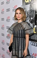 Natalie Portman At AFI Fest 2019 Opening Night World Premiere of