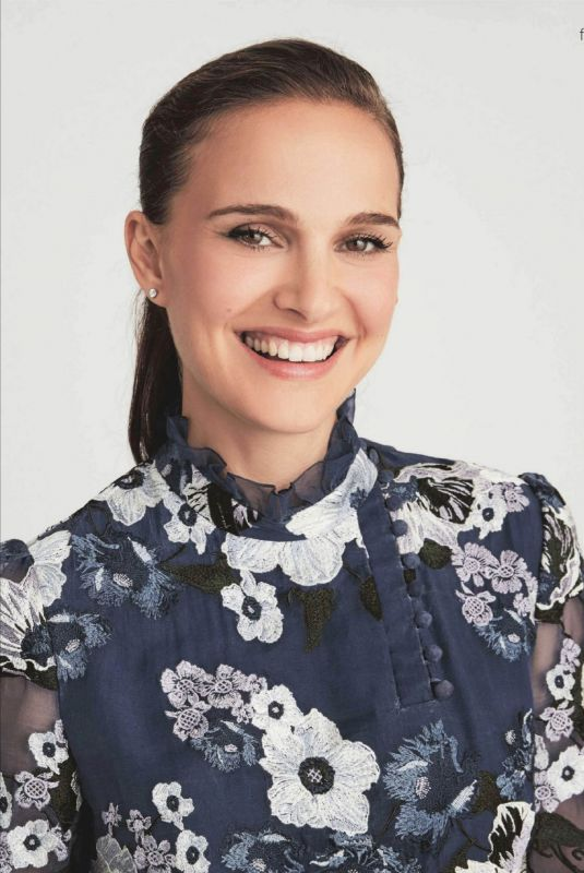 Natalie Portman – Psychologies UK - November 2019