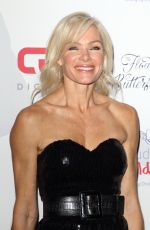 Nell McAndrew At Float Like A Butterfly Ball, Grosvenor House Hotel, London