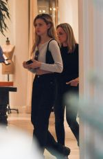 Nicola Peltz Getting some shopping done at Yves Saint Laurent with her mother in Beverly Hills