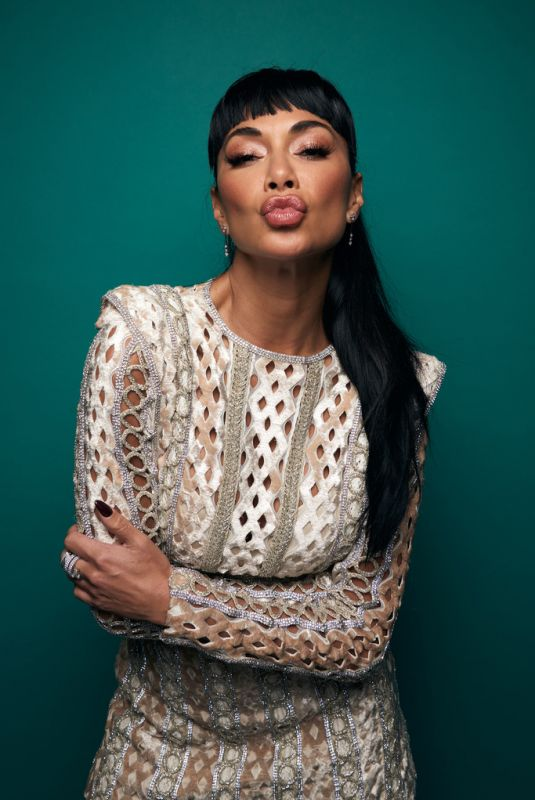 Nicole Scherzinger At GAY TIMES Honours 500 in London