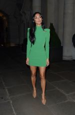 Nicole Scherzinger Pictured while arriving at her hotel in London