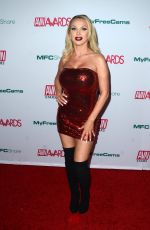 Nikki Benz At Adult Video News Awards Nominations Announcement Part 3, Avalon, Hollywood