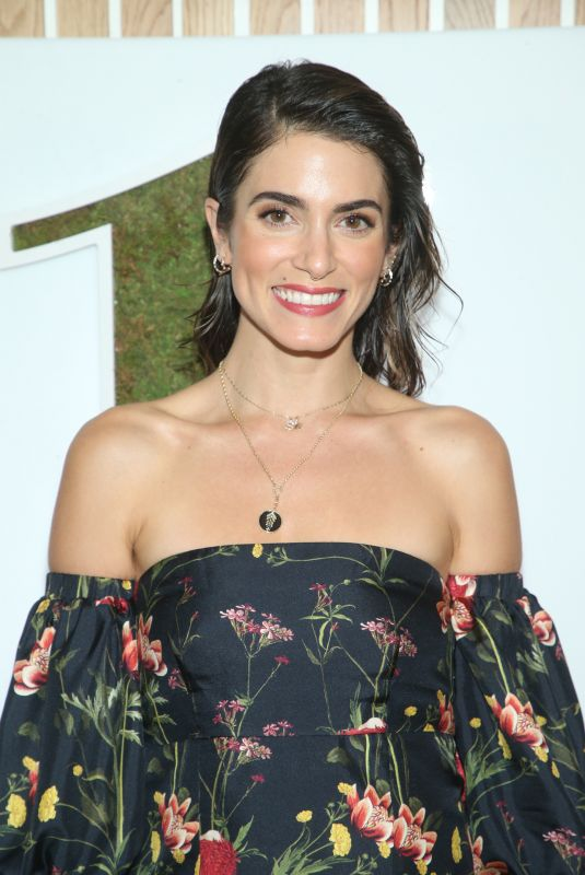Nikki Reed At 1 Hotel West Hollywood Opening in Los Angeles