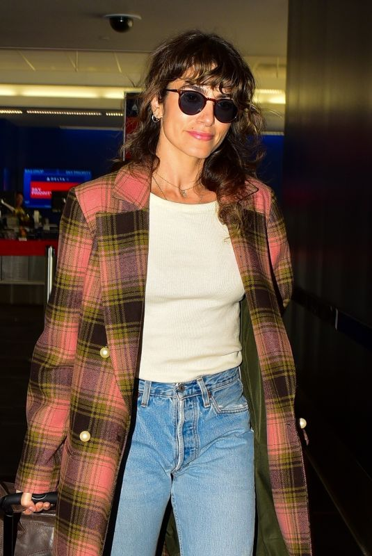 Nikki Reed At LAX Airport in Los Angeles