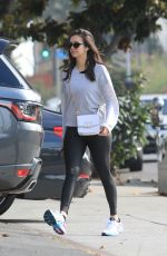 Nina Dobrev Out in West Hollywood
