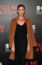 "Odette Annable At ""Tell Me a Story"" Season 2 Nashville Premiere at Ford Theater at Country Music Hall of Fame"