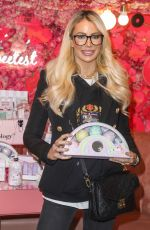 Olivia Attwood At Photocall at the Beauticology x Elan Cafe Launch Event in London