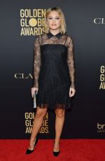 Olivia Holt At HFPA and THR Golden Globe Ambassador Party in West Hollywood
